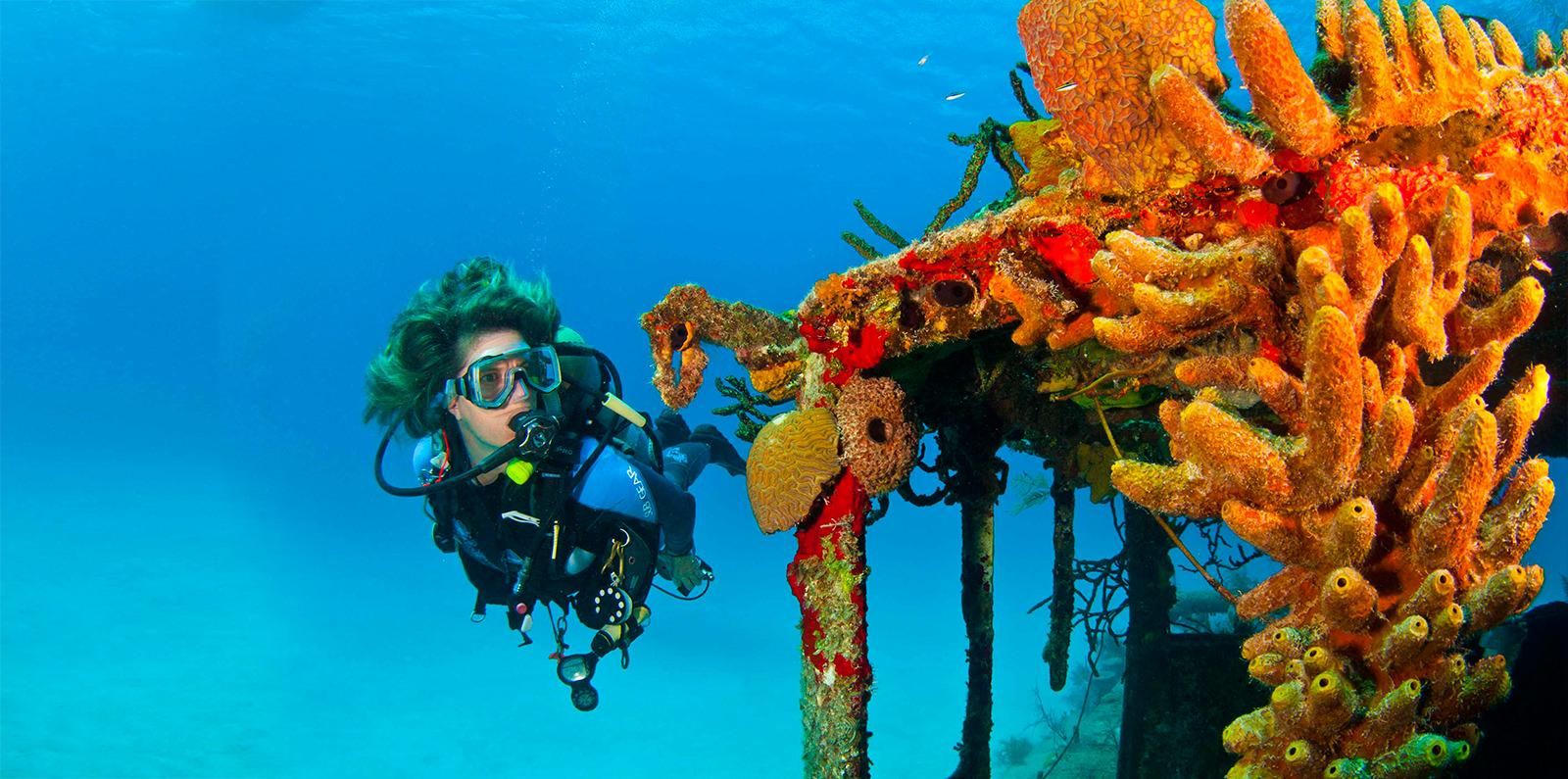 Wreck Diving Grand Cayman