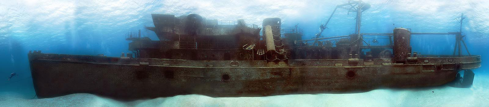 Wreck Diving Cayman